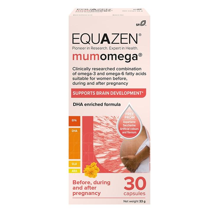 Equazen Mumomega 30 Capsules