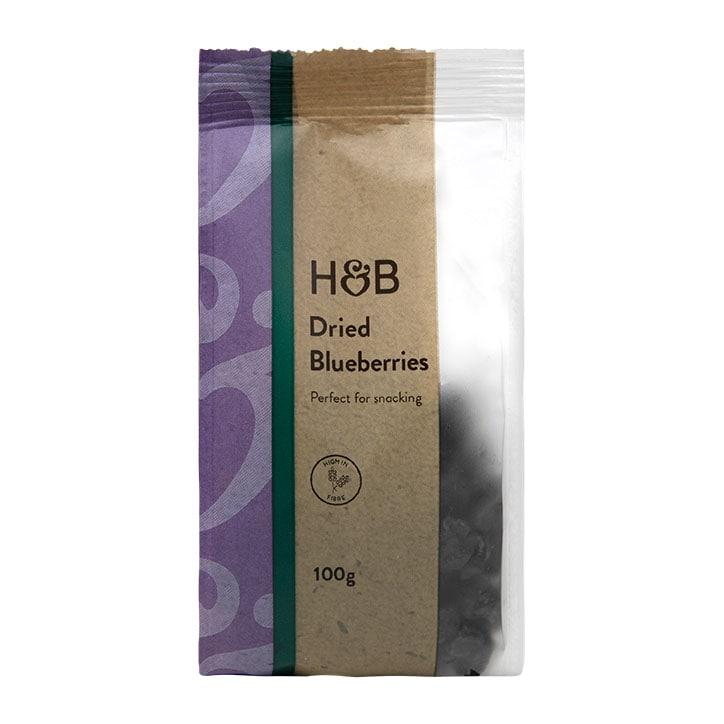 Holland & Barrett Dried Blueberries 100g