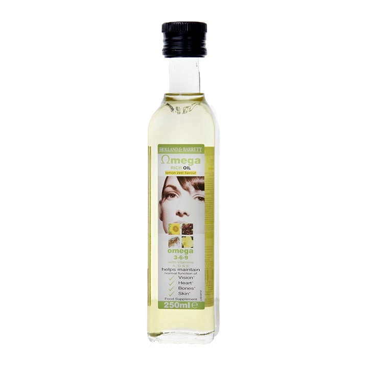 Holland & Barrett Omega Rich Oil