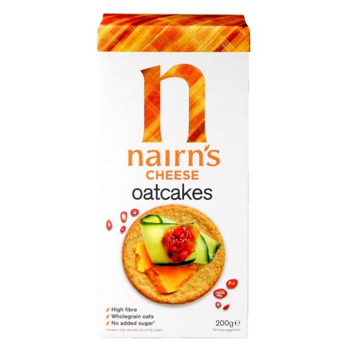 Nairn's Oatcakes Cheese 200g