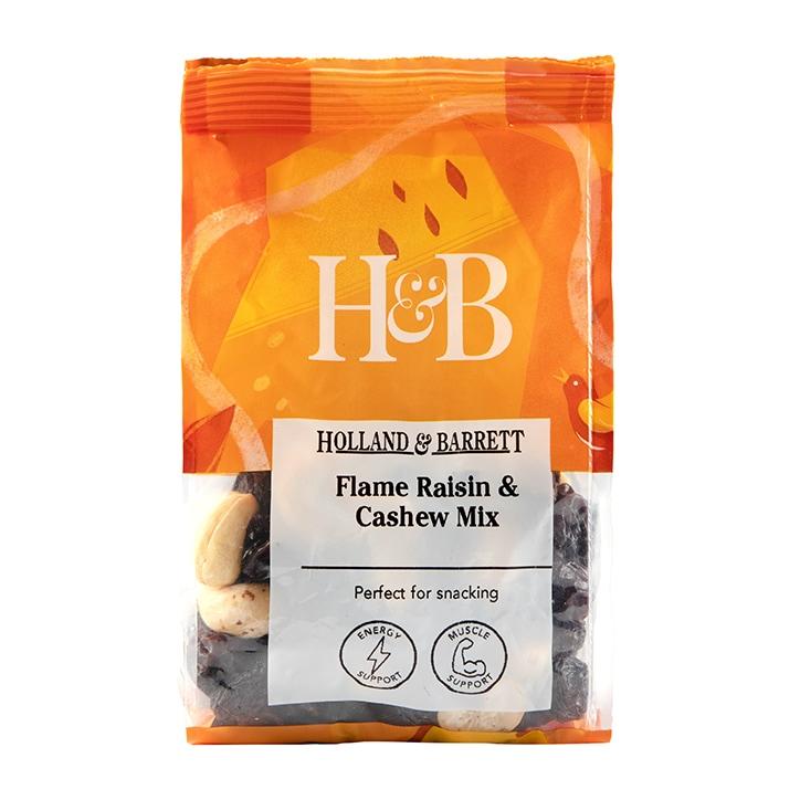 Holland & Barrett Coupled Cashews & Raisins 200g