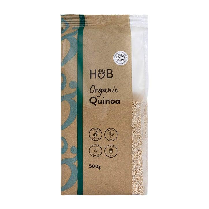 Holland & Barrett Organic Quinoa 500g