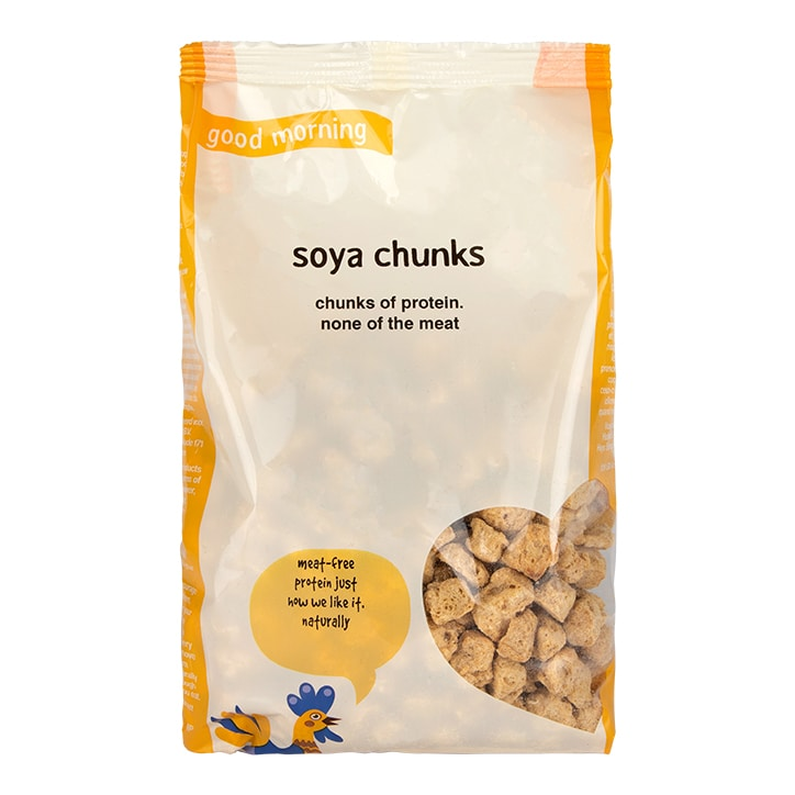 Holland & Barrett Natural Soya Protein Chunks 375g