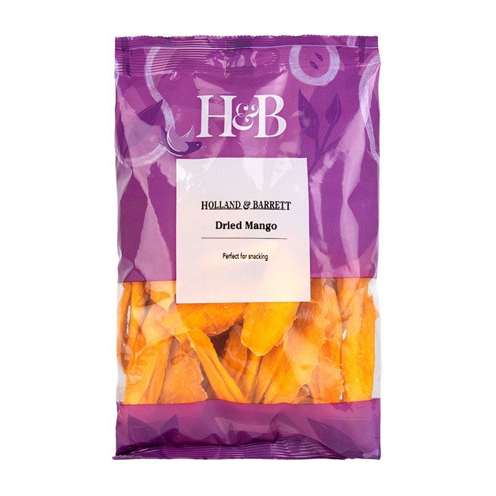 Holland & Barrett Sun Dried Mango Slices 200g