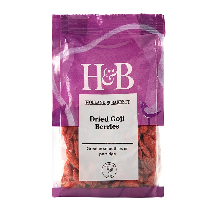 Holland & Barrett Dried Goji Berries 75g