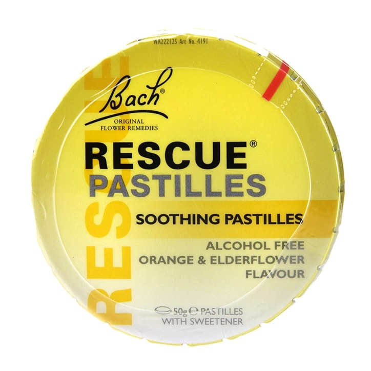 Nelsons Rescue Remedy Pastilles