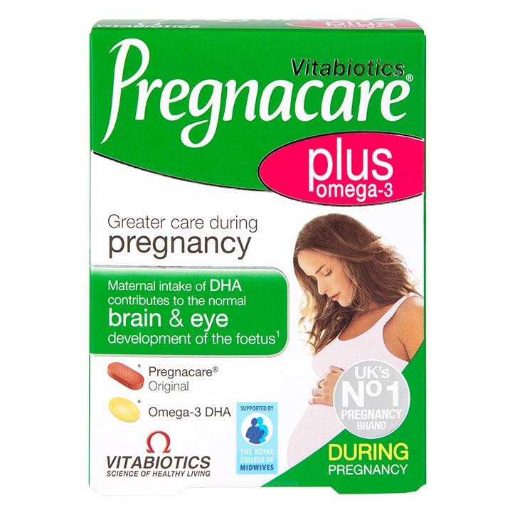 Vitabiotics Pregnacare Plus Tablets