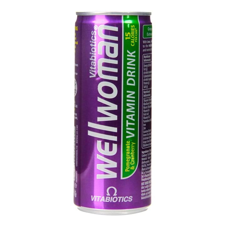 Vitabiotics Wellwoman Vitamin Drink