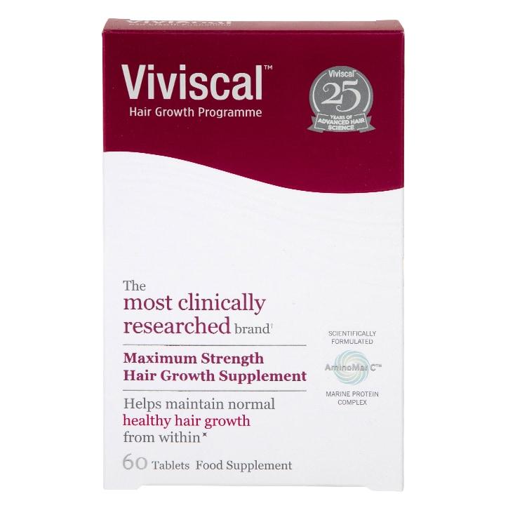 Viviscal Hair Growth Programme 60 Tablets