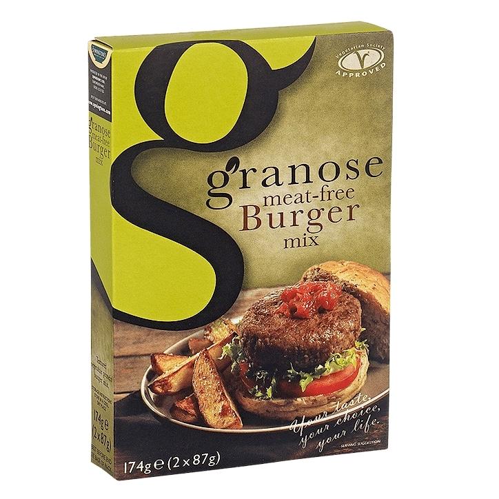 Granose Meat-Free Burger Mix