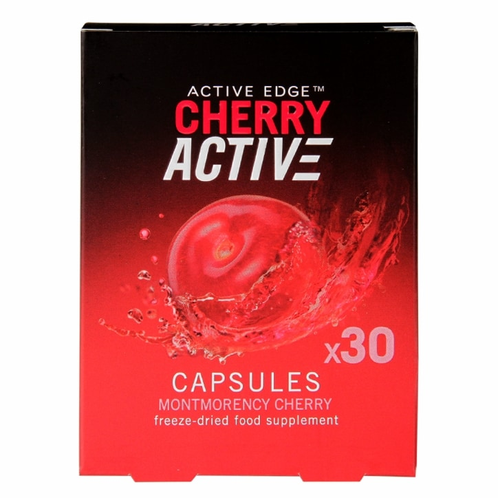 Cherry Active Ltd 30 Capsules