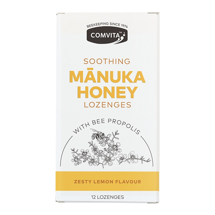 Comvita Manuka Honey with Propolis 12 Lozenges