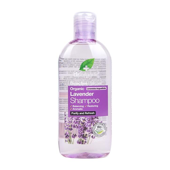 Dr Organic Lavender Shampoo 265ml
