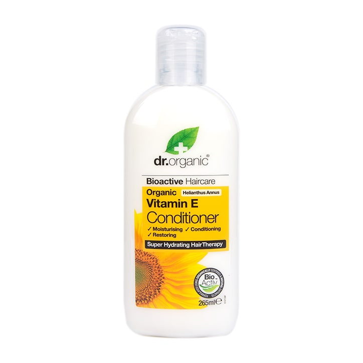 Dr Organic Vitamin E Conditioner 250ml