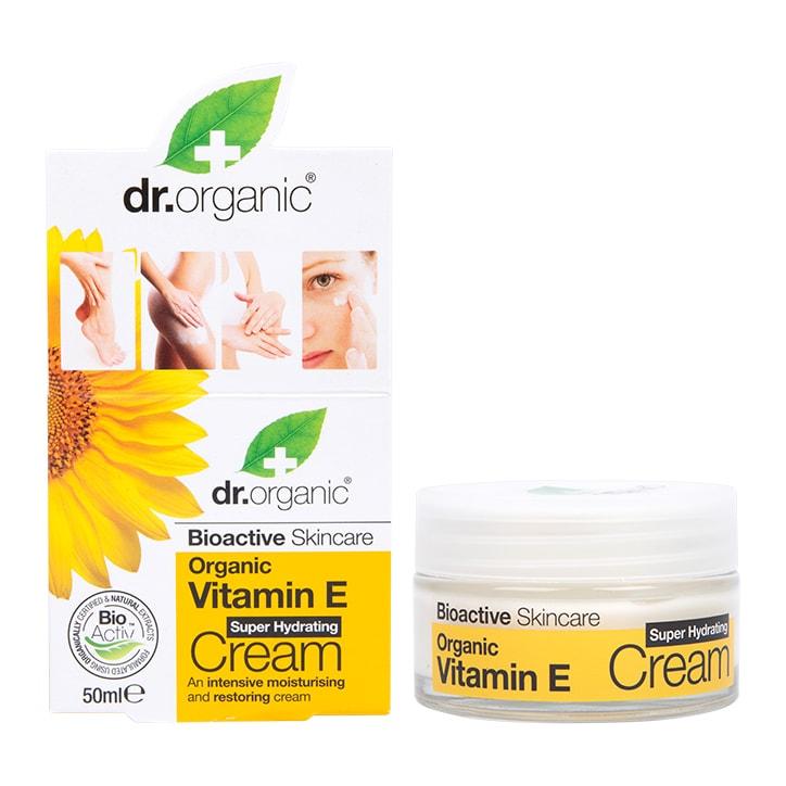Dr Organic Vitamin E Cream 50ml