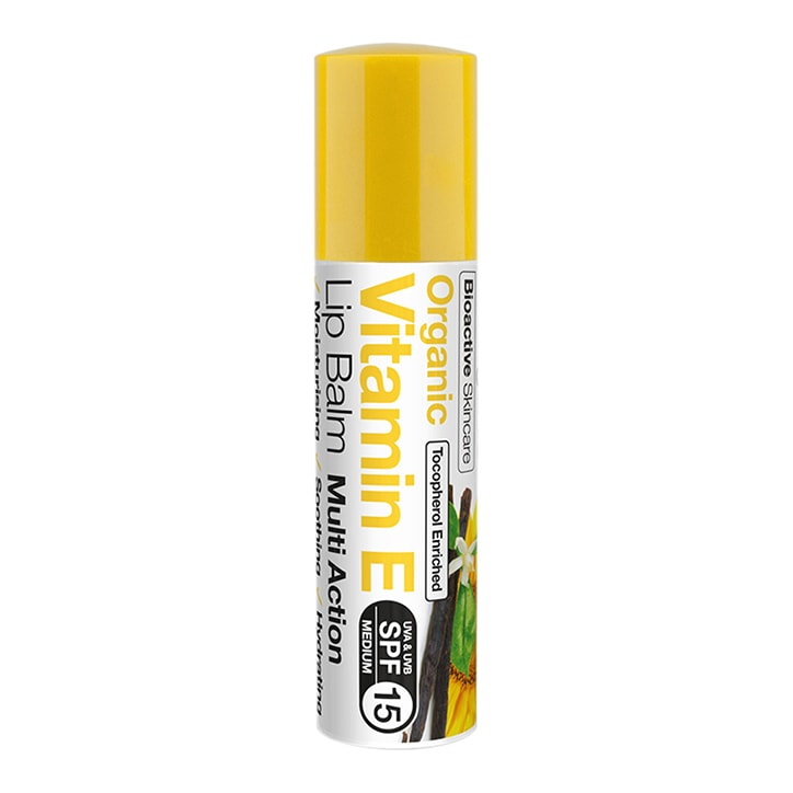Dr Organic Vitamin E Lip Balm
