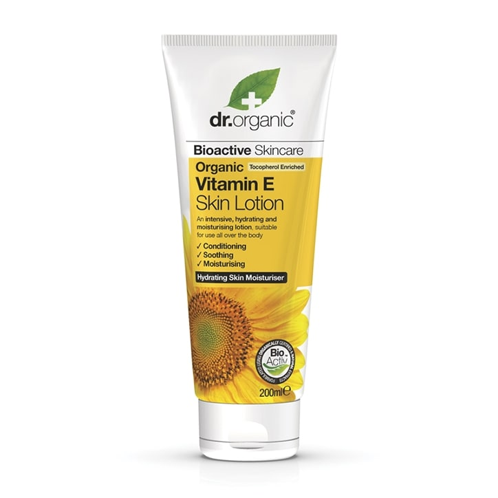 Dr Organic Vitamin E Skin Lotion 200ml