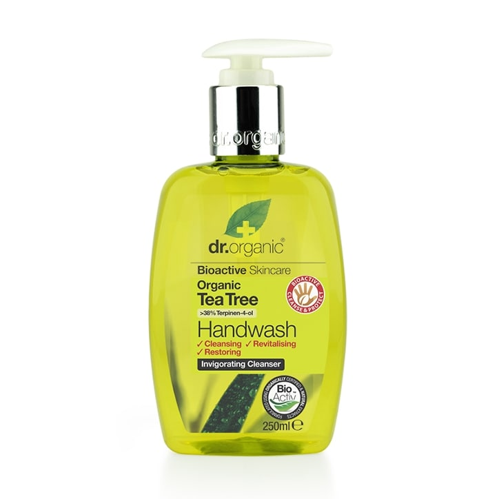 Dr Organic Tea Tree Handwash 250ml