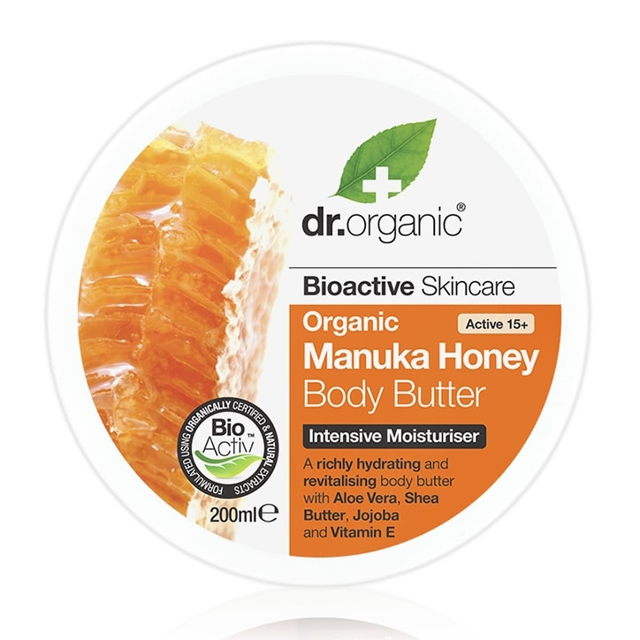Dr Organic Manuka Honey Body Butter