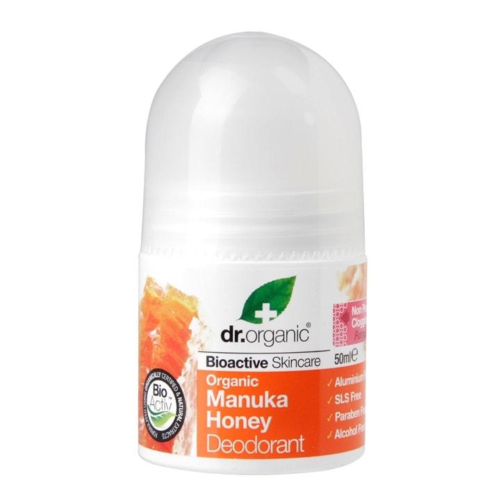 Dr Organic Manuka Honey Deodorant