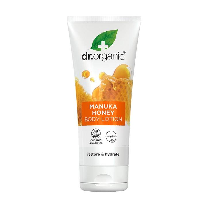 Dr Organic Manuka Honey Skin Lotion 200ml