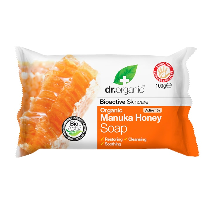 Dr Organic Manuka Honey Soap