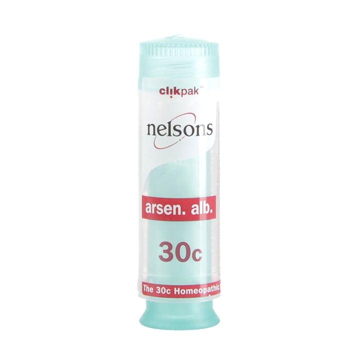 Nelsons Clikpak Arsen Alb 30c Pillules