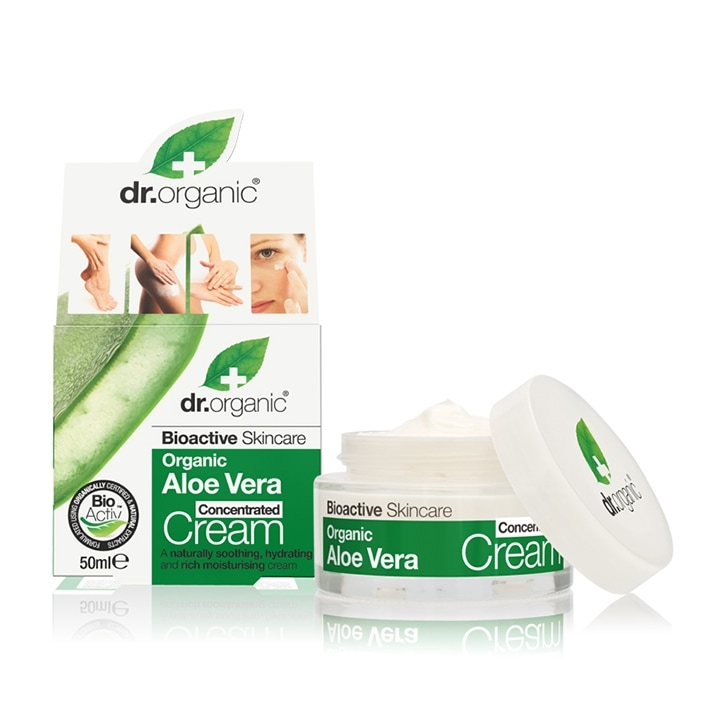 Dr Organic Aloe Vera Concentrated Cream
