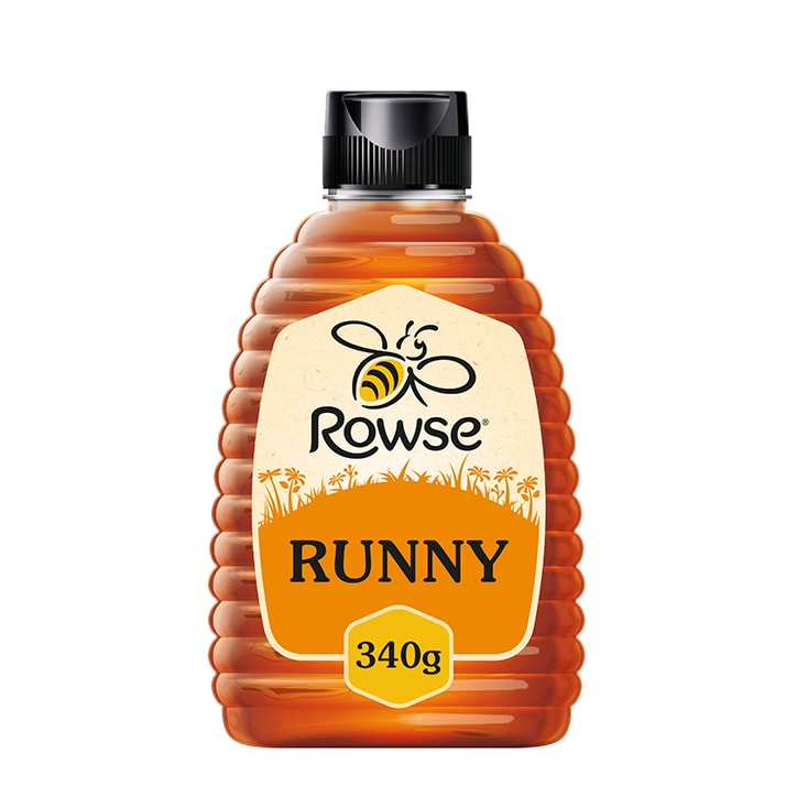 Rowse Squeezy Clear Honey