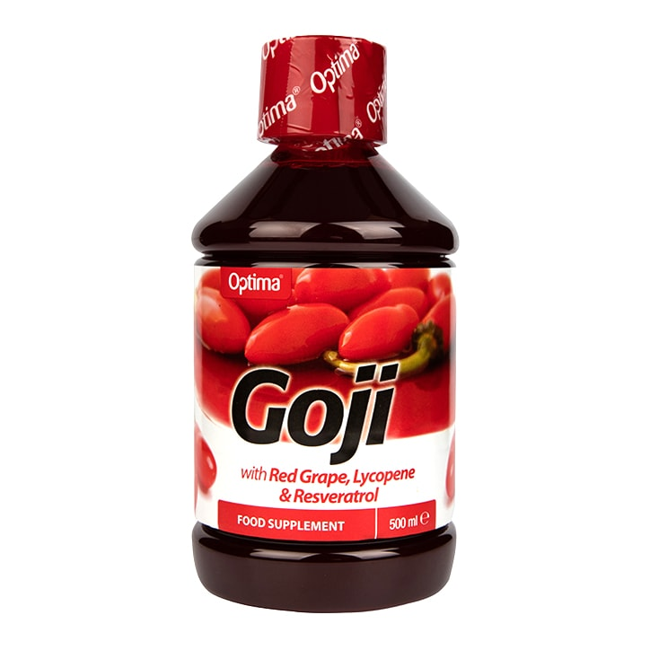 Optima Healthcare Juice Goji Berry