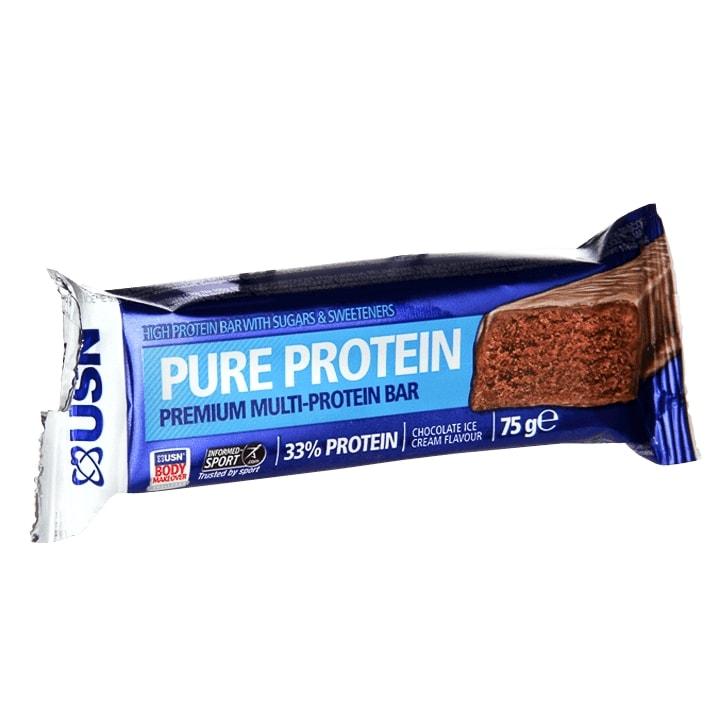 USN Pure Protein Bar Chocolate Ice Cream 75g