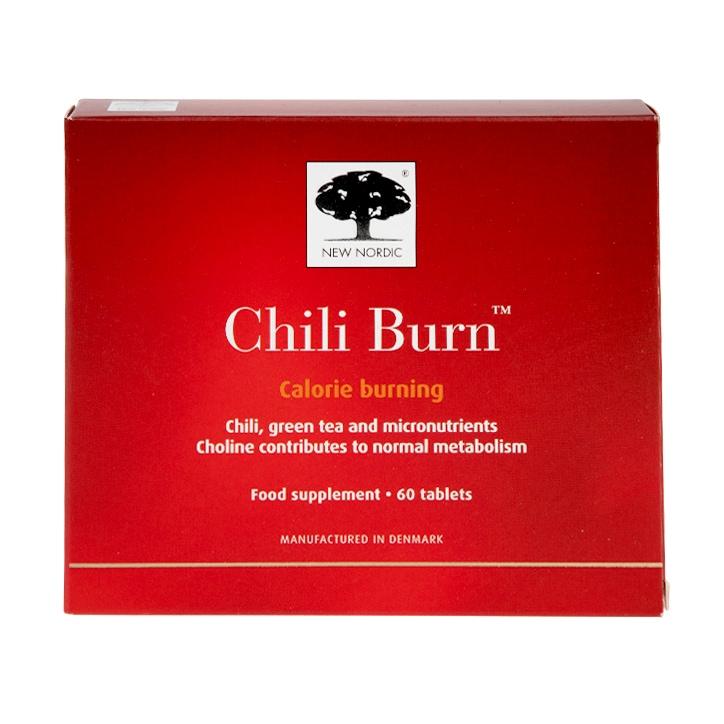 New Nordic Chili Burn Tablets