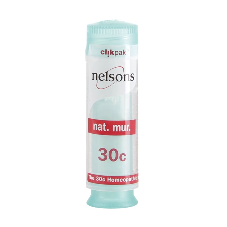 Nelsons Clikpak Nat Mur 30c Pillules