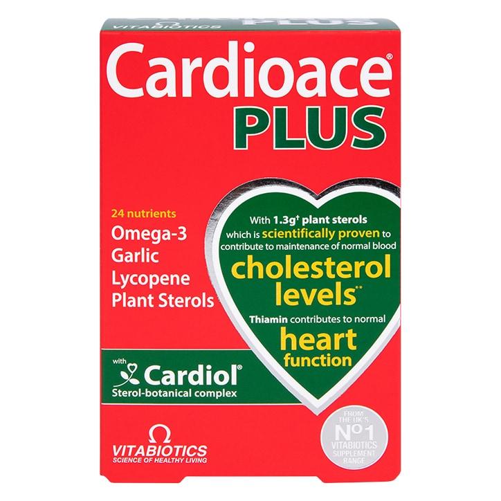 Vitabiotics Cardioace Plus