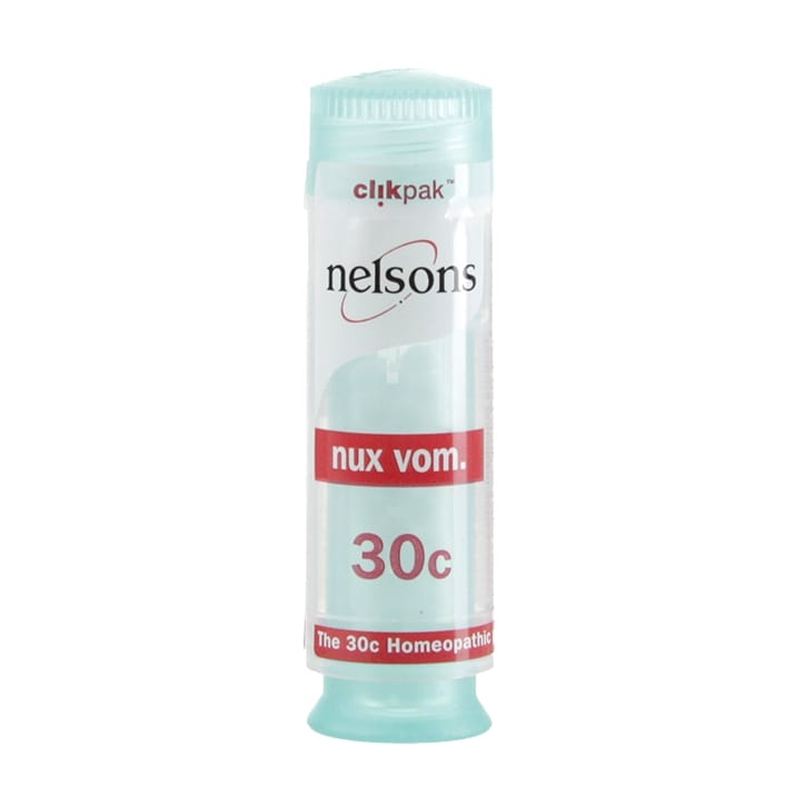 Nelsons Clikpak Nux Vom Pillules 30c 84 Pillules