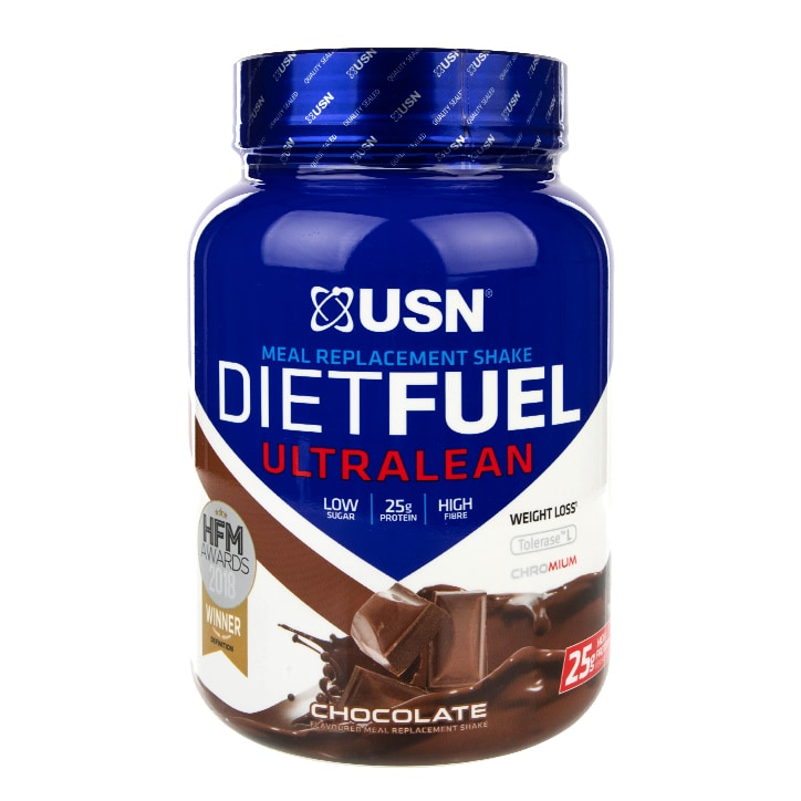 USN Diet Fuel Meal Replacement Shake Chocolate 1kg