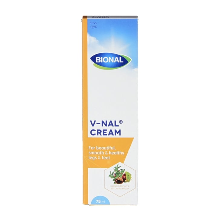 Bional V-Nal Cream for Legs and Feet 75ml