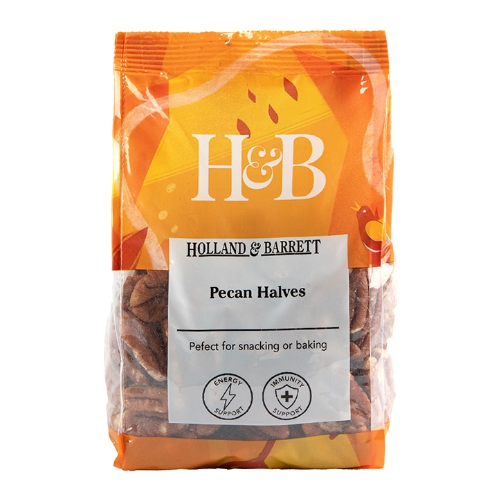Holland & Barrett Pecan Halves 200g