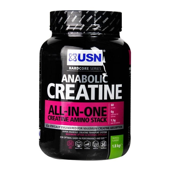 USN Creatine Anabolic Tropical Powder 1800g