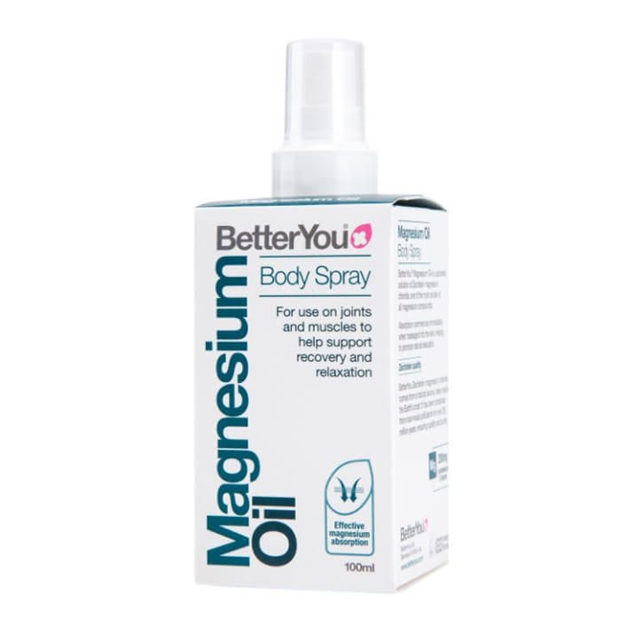 BetterYou Magnesium Oil Spray Original 100ml