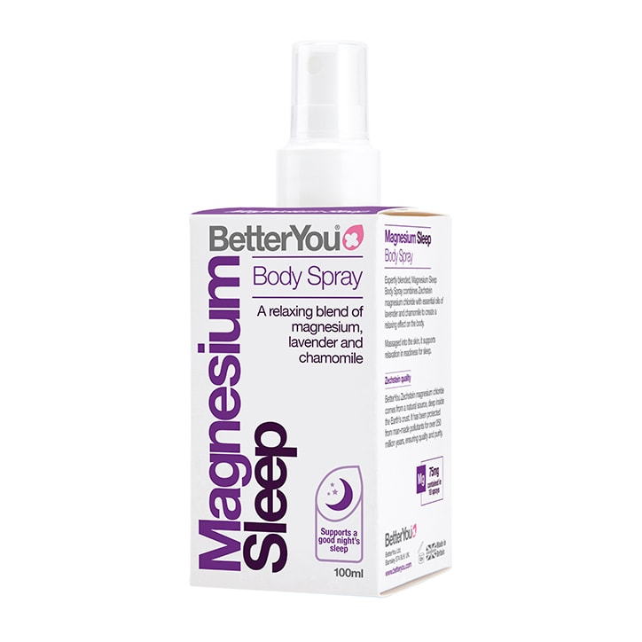BetterYou Magnesium Sleep Spray 100ml