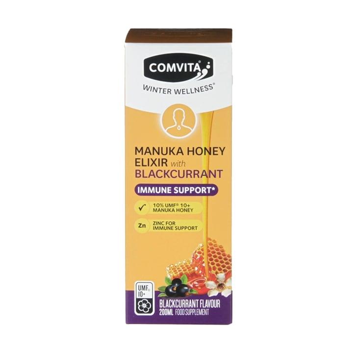 Comvita Manuka Honey & Blackcurrant Elixir