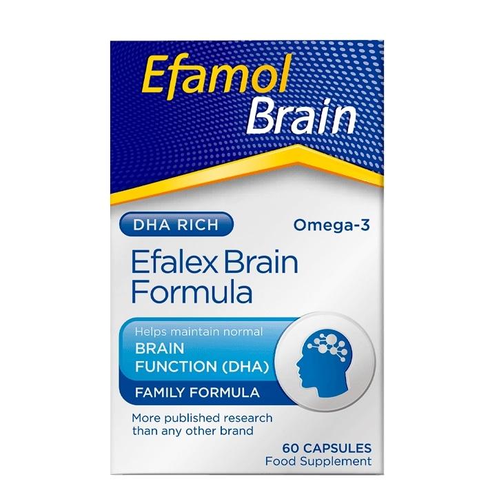 Efamol Efalex Brain Formula Capsules