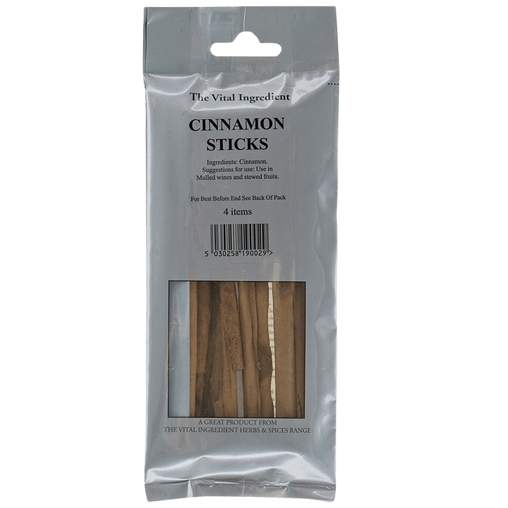 The Vital Ingredient Cinnamon Sticks 30g