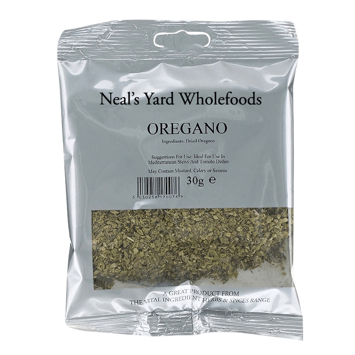 The Vital Ingredient Oregano