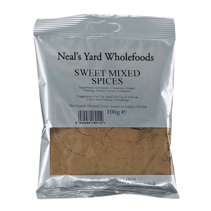 The Vital Ingredient Sweet Mixed Spice