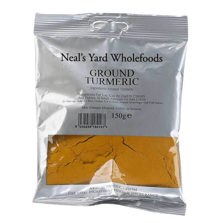 The Vital Ingredient Ground Turmeric 150g
