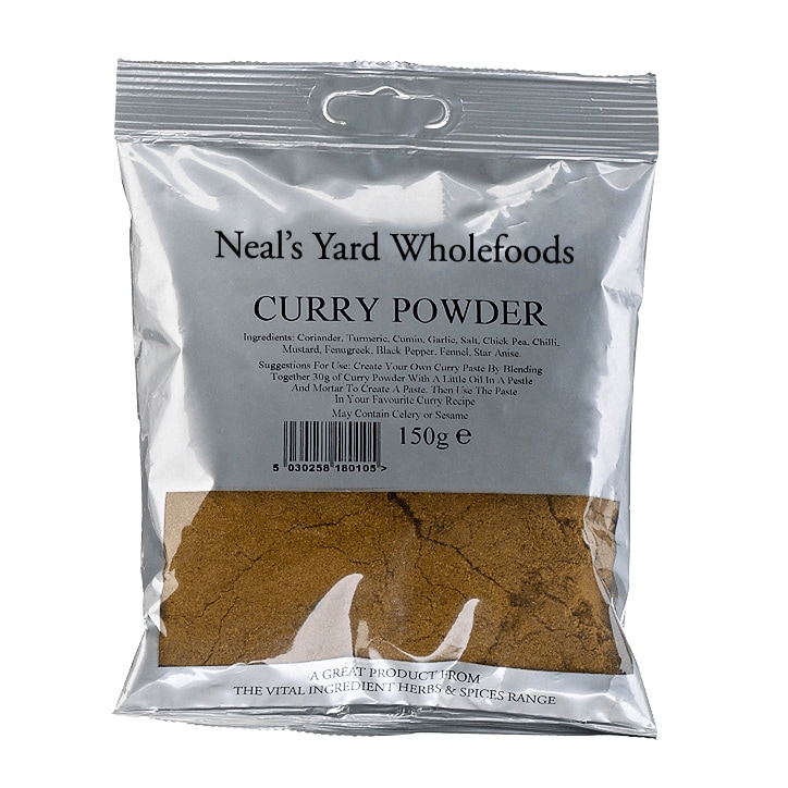 Neal's Yard Wholefoods Curry Powder 150g