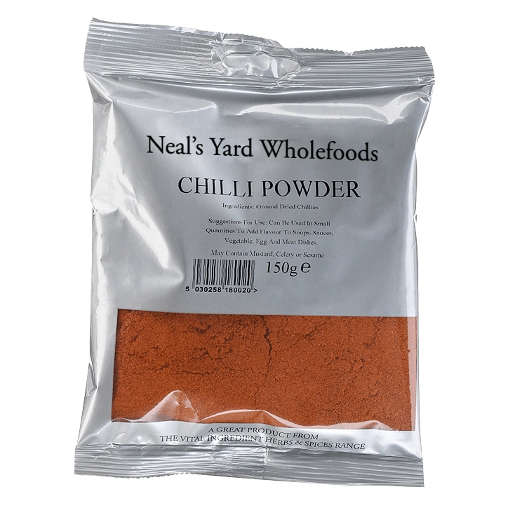 Neal's Yard Wholefoods Chilli Powder 150g