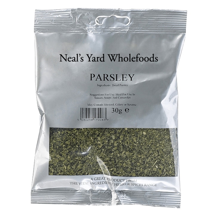 Neal's Yard Wholefoods Parsley 30g